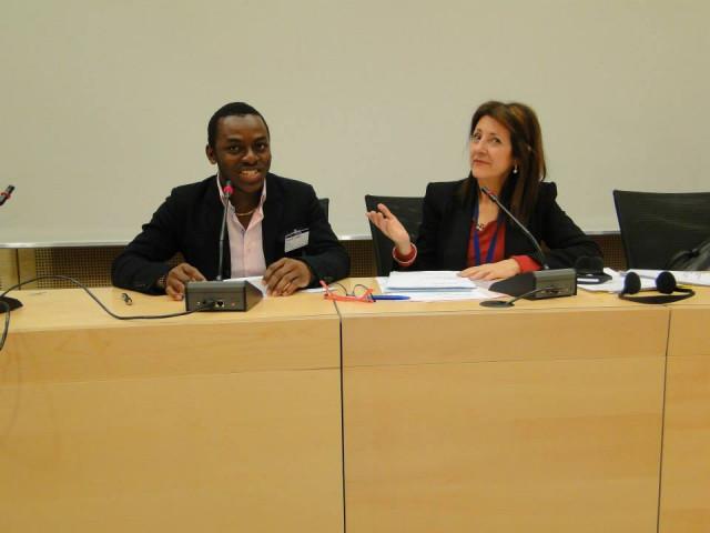 Conférence des OING, Conseil de l'Europe, du 24 au 27 janvier 2012 à Strasbourg